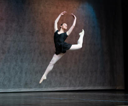 Contemporary Advanced Ballet classes instruction in Northern Virginia - Lasley Centre