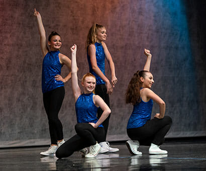 Hip Hop III classes instruction in Northern Virginia - Lasley Centre