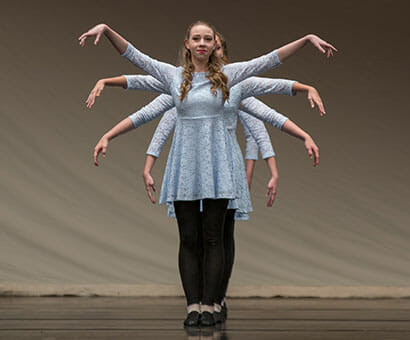 Modern dance classes instruction in Northern Virginia - Lasley Centre
