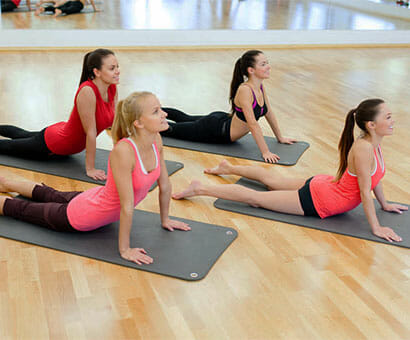 Pilates / Stretch classes instruction in Northern Virginia - Lasley Centre