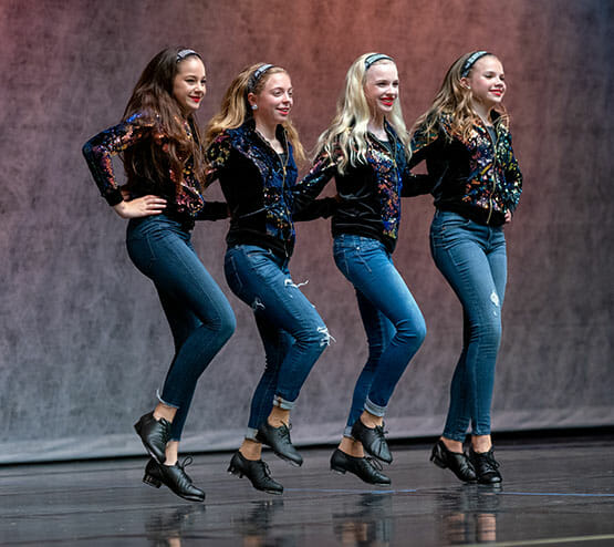 Tap classes instruction in Northern Virginia - Lasley Centre