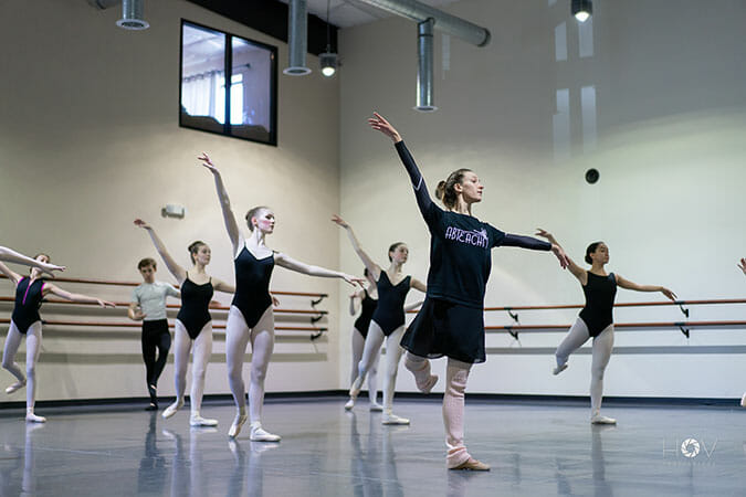 Dance classes in Northern Virginia - Lasley Centre for the Performing Arts, Workshops and Intensives