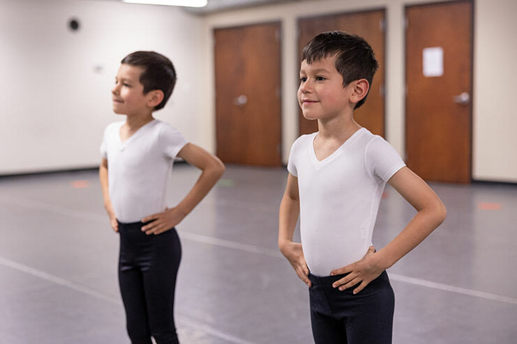 Primary B Pre-School Dance (Age 3 – 5), Lasley Centre for the Performing Arts, Young Kids Dance Classes, Boys Learning to Dance