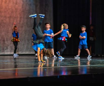Hip Hop I classes instruction in Northern Virginia - Lasley Centre