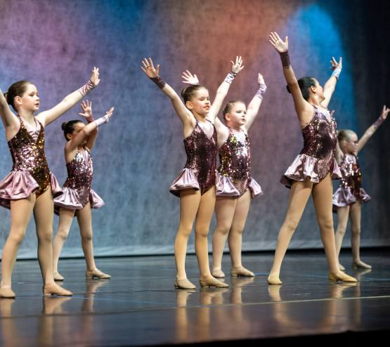 Jazz I classes instruction in Northern Virginia - Lasley Centre