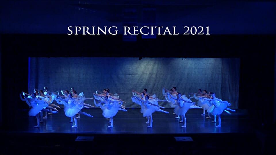 Lasley Centre Spring Recital 2021, LaBayadere