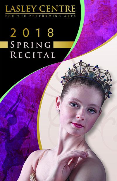Lasley Centre Spring Recital 2018