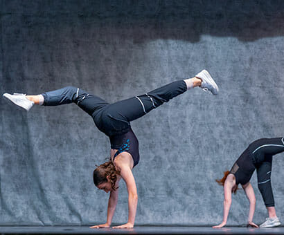 Hip Hop - Advanced classes instruction in Northern Virginia - Lasley Centre