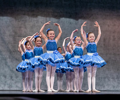 Ballet I dance classes instruction in Northern Virginia - Lasley Centre